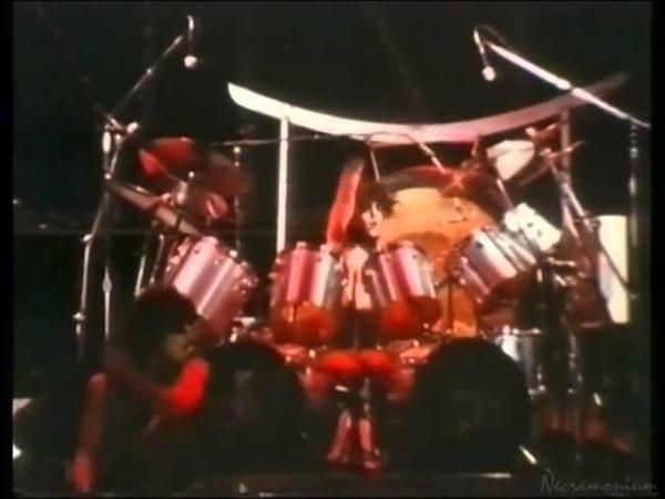 KISS Live In Koln 9 30 1980 Unmasked Tour