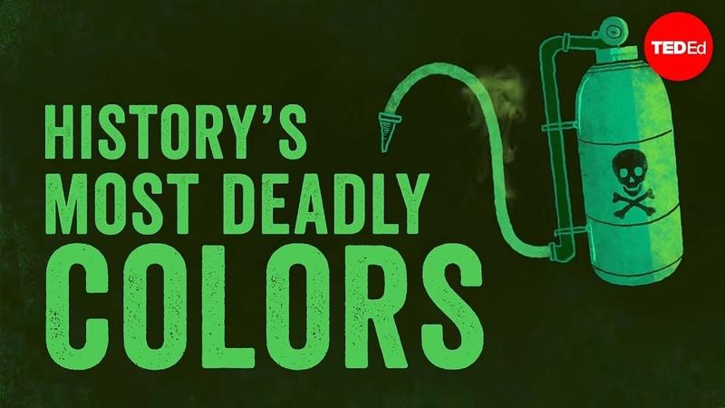 History's deadliest colors J V Maranto