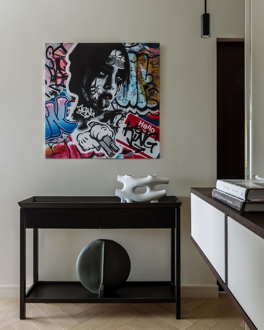 Квартира в ЖК «Серебряный Бор», 112 м²