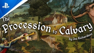 Procession to Calvary - Announce Trailer | PS4