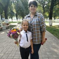 Фотография страницы Людмилы Шкиль ВКонтакте