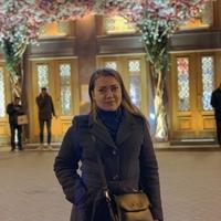 Фотография страницы Алёны Игоревной ВКонтакте