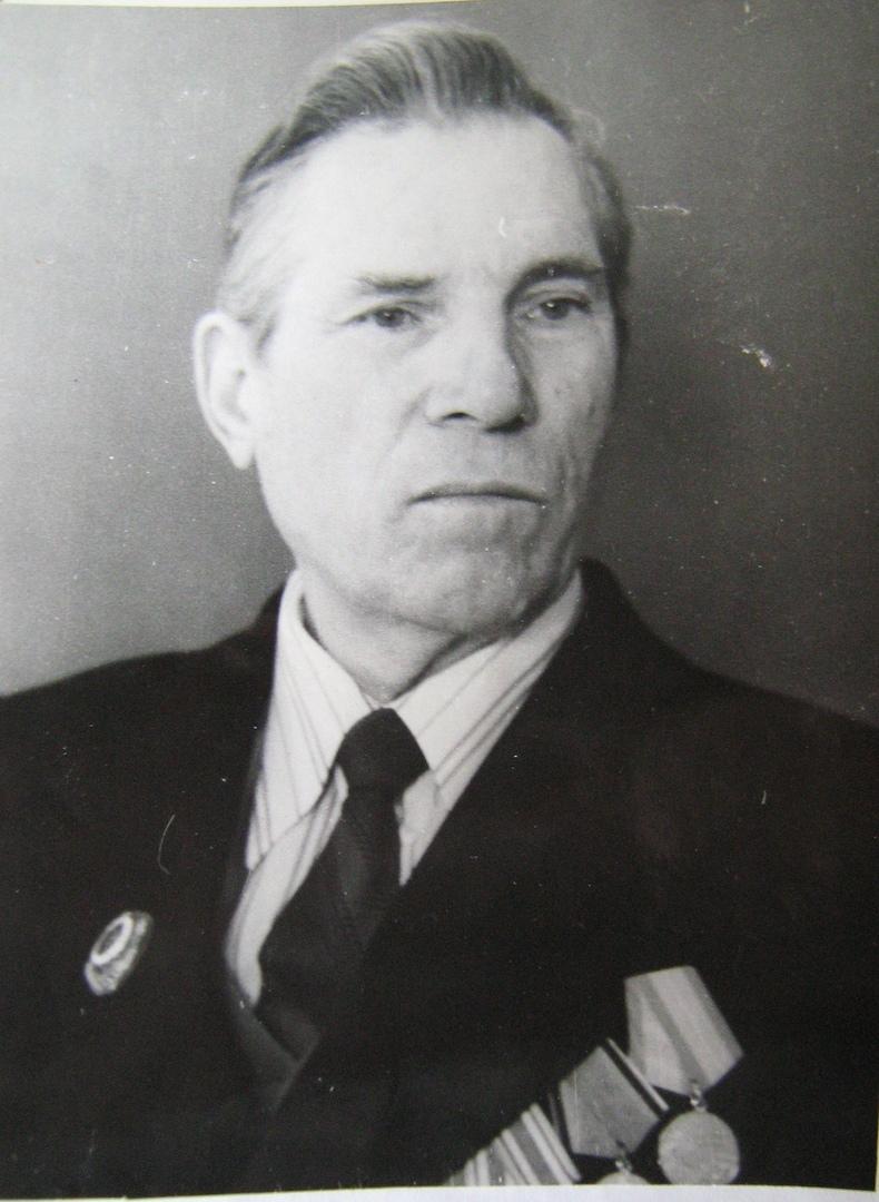 Вдовин Тимофей Егорович