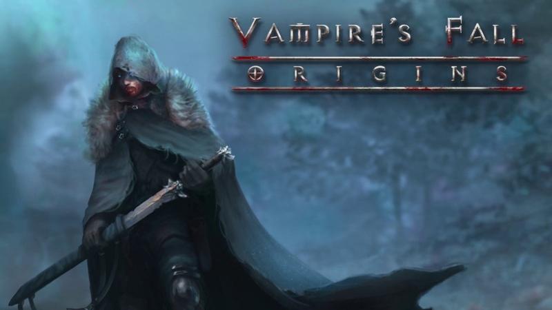 Vampire's Fall Origins Official Trailer