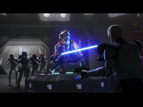 Order 66 The clone wars HD приказ 66 войны клонов