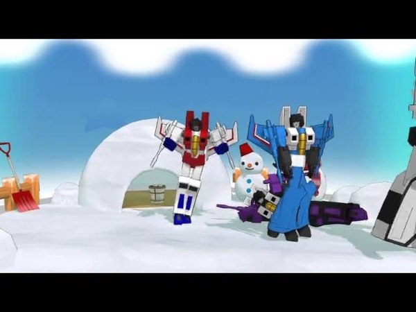MMD TF 一騎当千 Ikkitousen Vehicons in Transformers Prime