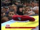 У Івано Франківськ доправили тіло загиблого у гелікоптері спецпризначенця