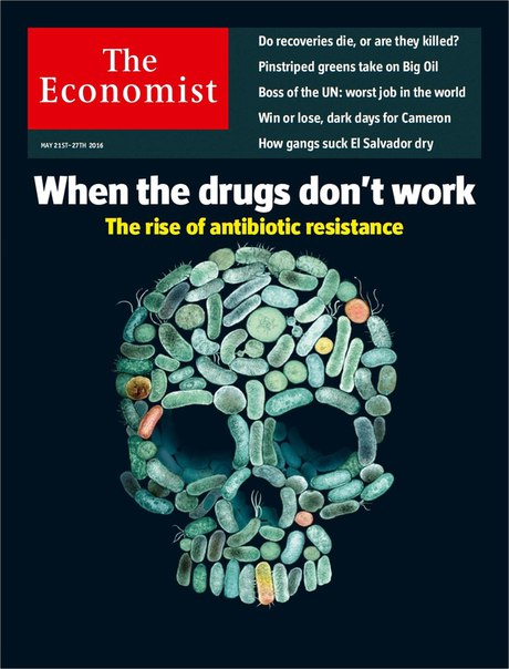 The Economist  (May 21 - 27th 2016)