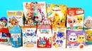КОТИКИ Mix! СЮРПРИЗЫ, игрушки ТРИ КОТА, 44 котенка, Lost Kitties Sweet Box, Kinder Surprise unboxing