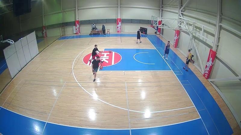 Баскетбол 3х3 Турнир Б 19 октября 2020г