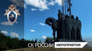 Руководитель СУ СКР по Псковской области наградил ветеранов спецназа за прохождение водного маршрута