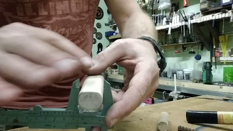 Нож якут из косы первый опыт отпуск и закалка при помощи горелки сухая ковка