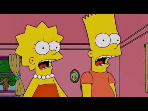Симпсоны Гомер предсказал конец света