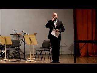 """""""Дорога к дому"""". Юбилейный концерт Владимира Агафонова (фрагменты)."""