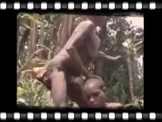 Как рожают папуасы роды на природе