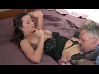 Невероятно красивая мамка Cindy Dollar любит нежный секс (секс, порно, милф, эротика, фулл, sex, porn, milf, mature, beauty)