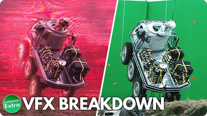 WANDAVISION Season 1 VFX Breakdown by Rodeo FX 2021