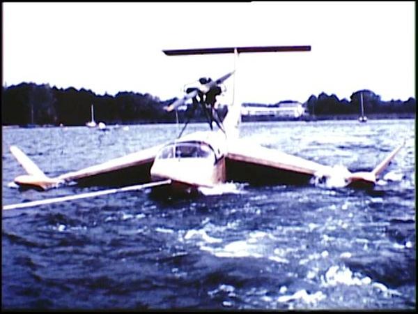 The Aerofoil Boat (undated)