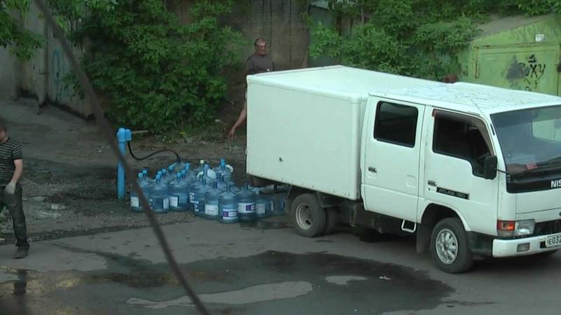 Бизнес по русски Пейте воду из под крана