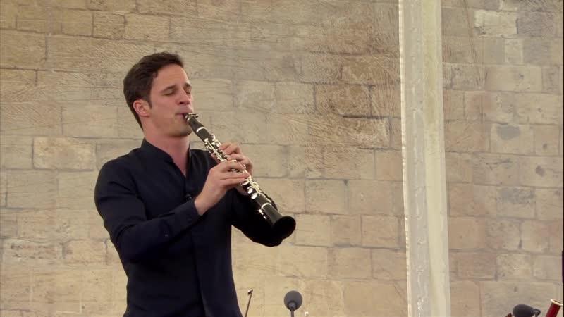 Вебер К М Ор 73 концерт №1 для кларнета с оркестром Andreas Ottensamer Марис Янсонс Берлинский филармонический оркестр 2017 г