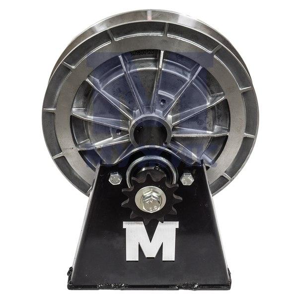 Двух-опорная трансмиссия вариатора – Мужик