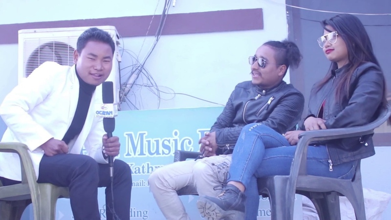 Ocean Music Exclusiv interview with Actor Amar / Oshana By Mousam tamang OCEAN MUSIC PVT.LTD 2020