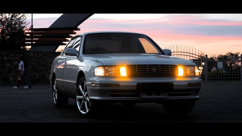 Почти новый 1995 года Toyota Crown Крузак седан