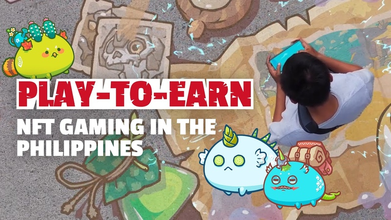 PLAY TO EARN NFT Gaming in the Philippines English