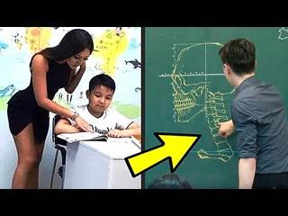tophype 10 Самых Крутых Учителеи, Которых Вы Хотели Бы в Вашеи Школе
