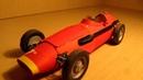 Maserati 250f paper model scale 1 25