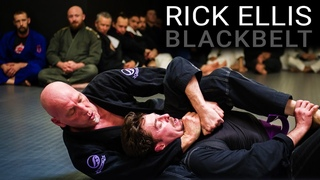 No Mercy for Old Men | A Jiu Jitsu Movie | Rick Ellis Black Belt