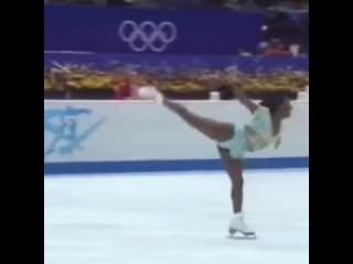Сурия Бонали на олимпиаде 1998 год пошла в ва-банк используя запрещенный прием