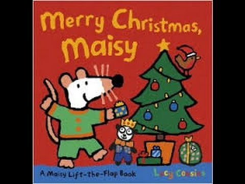Merry Christmas Maisy by Lucy Cousins Read by SUPER BooKBoY