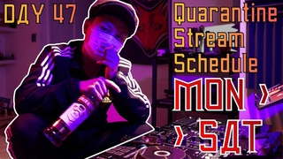 DJ SLAVINE - QuaRavine Isolation Stream DAY 47 (RUSSIAN HARDBASS)