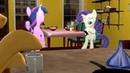 SFM Ponies Pony's day