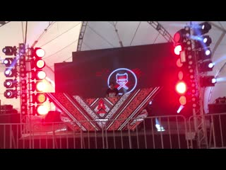 Mizo live @ show-cast stage alfa future people 2018