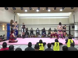 T.J.P.2020.12.26.07.Rika.Tatsumi.Maki.Ito.Yuki.Kamifuku..Mahiro.Kiryu.vs.Yuka.Sakazaki.Miyu.Yamashita.Nodoka.Tenma..Yuki.Aino