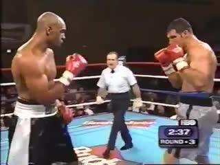 Lou Savarese vs Lance Whitaker - HBO World Championship Boxing March 6, 1999