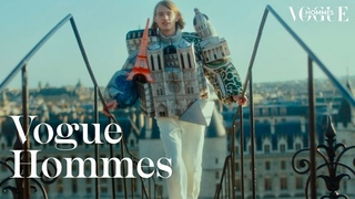 Les looks les plus fous des collections de l'automne-hiver 21-22 à Paris   Vogue Hommes