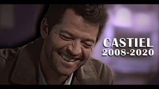 "castiel   ""too much heart"" [2008 - 2020]"