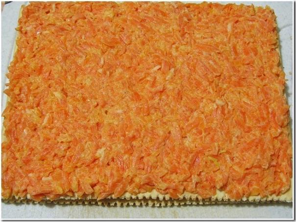 Закусочный торт «Наполеон»